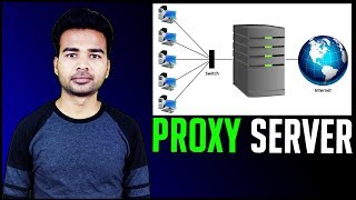 What is Proxy Server | How does it work | Advantages & Disadvantages of Proxy Server in a Network