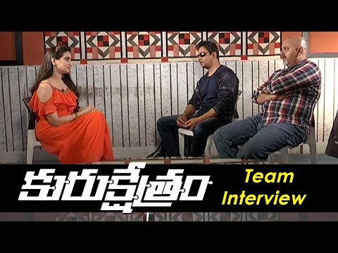 kurukshetram-movie-team-interview
