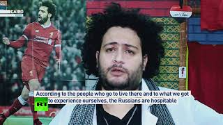 World Cup fans: Egypt