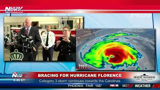 HURRICANE FLORENCE: Full Coverage From North Carolina, South Carolina