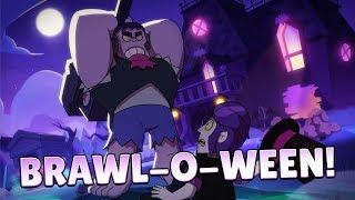 Mortis' Mortuary! Brawl-o-ween! Brawl Stars Animation