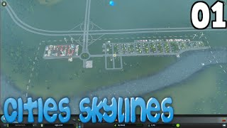 preview picture of video 'CITIES SKYLINES - F@S CITY - LLEGADA DEL NUEVO ALCALDE - EP 01'