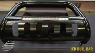 Steelcraft: LED Bull Bar