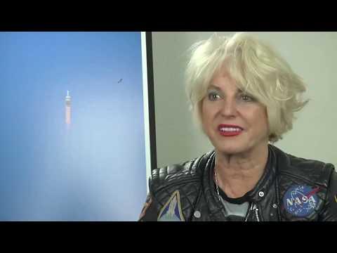 EVA BLAISDELL TALKS ABOUT THE CALIFORNIA SPACE CENTER