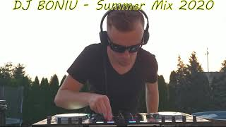 ✯DJ Boniu✯ Summer Mix 2020 | PROMO MIX | ✯ 1080HD ✯