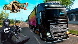 Призрачный дальнобойщик на дороге дураков - Euro Truck Simulator 2
