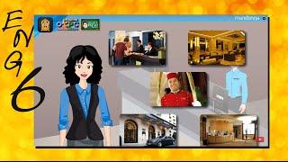 สื่อการเรียนการสอน Hotel Service ป.6 ภาษาอังกฤษ