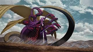 Gorgon  - (Fate/Grand Order) - Gorgon defeats Leonidas pt. 1 - Fate/Grand Order Absolute Demonic Front: Babylonia