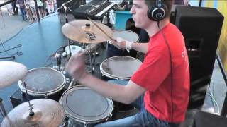 Maroon 5-Harder to Breathe (drum cover)