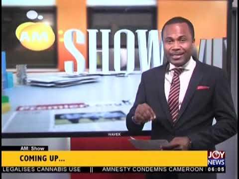 AM Show Intro on JoyNews (19-9-18)