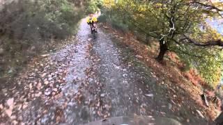 preview picture of video '25-11-2012 cardeto a motore spento... e la scimmia saccà'
