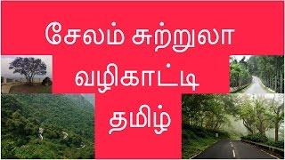 சேலம் சுற்றுலா வழிகாட்டி தமிழ் Salem tourist guide
