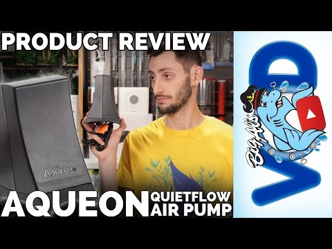 The QuietFlow Air Pump By Aqueon (Video)