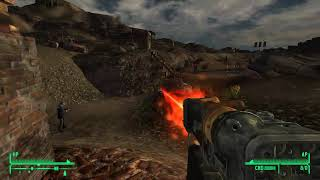 Fallout New Vegas - Realistic Lazer Weapons Sound Example