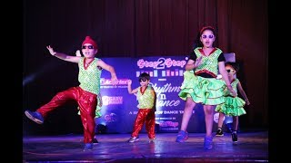 A Flying Jatt | Ho Gaya Talli | Jag Ghoomeya Sultan | Dance Performance By Step2Step Dance Studio