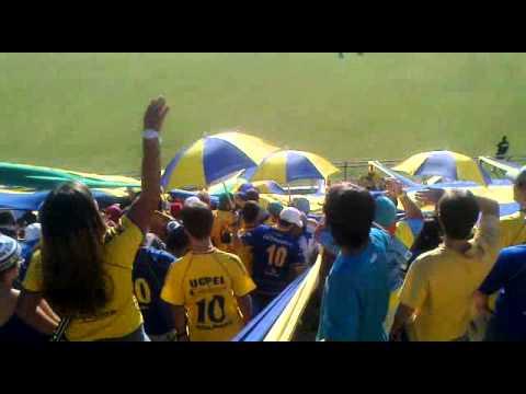 """""""Esporte Clube Pelotas 1 x 0 Grêmio - UPP- Se querem ver festa!"""" Barra: Unidos por uma Paixão • Club: Pelotas"""