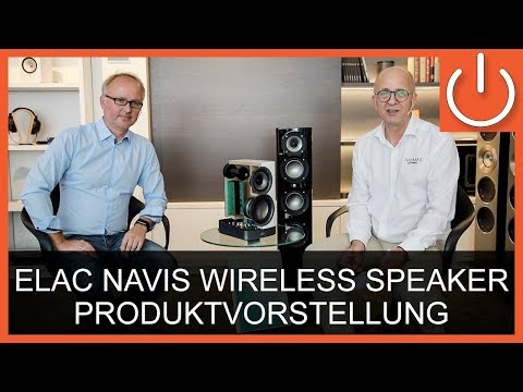 ELAC NAVIS WIRELESS SPEAKER Produktvorstellung - THOMAS ELECTRONIC Online Shop -