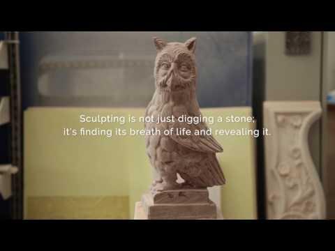 Sculpture | Owl