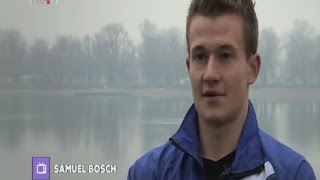 preview picture of video 'Samuel Bosch - HRT, Dobro Jutro Hrvatska'