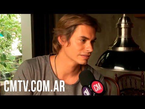 Carlos Baute video Hago música para divertirme - Entrevista Argentina 2017