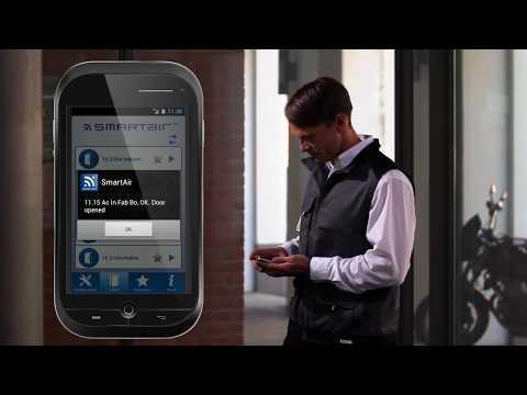 La performance SMARTair dans votre mobile !