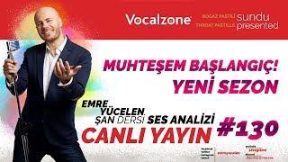 Haftalık Ses Analizi Canlı Yayını (YENİ SEZON & MUHTEŞEM BAŞLANGIÇ) #130 - 2018 Eylül 2 HD #şandersi