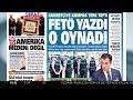 Akşam Gazetesi'nin bugünkü manşeti 22.10.2017