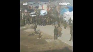 Массовая драка военных в Чечне. Русские и чеченцы. Кадыров подтвердил факт драки
