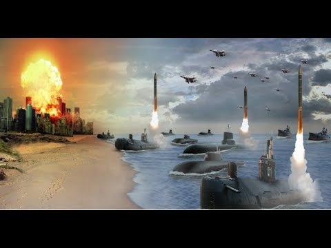Word War 3 Time Machine Future Footage: SF Chinese Invasion & Battle For San Francisco