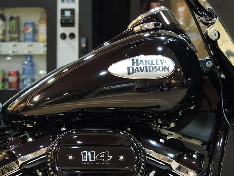 2021 Harley-Davidson® HD Touring Softail FLHCS Heritage Classic 114