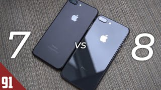 iPhone 7 vs iPhone 8 - which should you buy? (2020 Comparison)