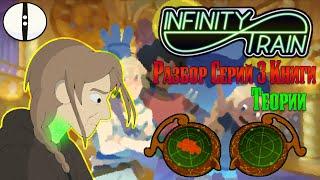 Infinity Train   Разбор 3 Книги   Появление Амелии!?   Что Будет дальше?   Апекс распался!   Теории