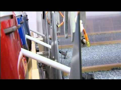 Vacuum Cleaner Kabeltrommel Test