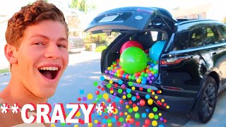 BEST FRIEND PRANK WARS! (crazy)
