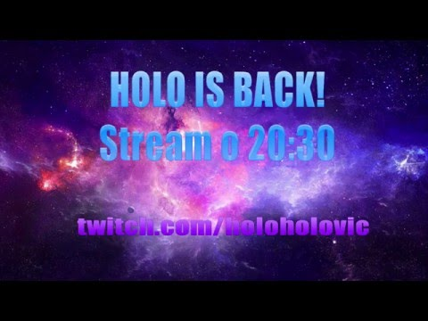 Holo si back! but on twitch