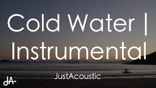 Cold Water - Major Lazer ft. Justin Bieber & MØ (Acoustic Instrumental)