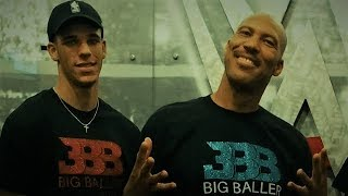 Lonzo Ball - LaVar (Music Video) Born 2 Ball