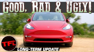 I've Owned Our Tesla Model Y For 1 Year   Here's What Rocks & Sucks About It!