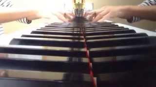 嵐 「愛を叫べ」ピアノ