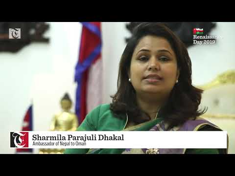 Renaissance Day message: Sharmila Parajuli Dhakal, Ambassador of Nepal to Oman