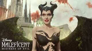 "Disney's Maleficent: Mistress of Evil | ""Horns"" Spot"