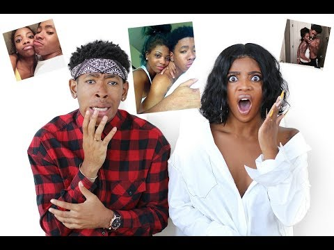 REACTING TO OLD PHOTOS!!! (part 2..)