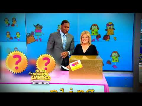 My voice over work for Good Morning America's Deals & Steals Promo