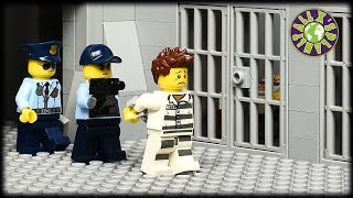 Lego Prison Break. Full Story.