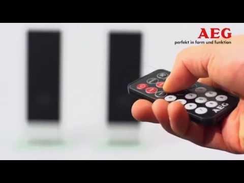 AEG BSS 4828 Lautsprecher mit Bluetooth, für Handy, Tablet, TV, PC