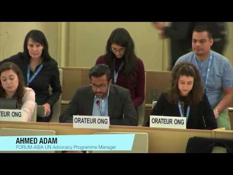 HRC43: General Debate on Reports and Updates of the High Commissioner and the Secretary-General