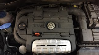 Ох уж этот Фольксваген... TSI с турбиной и компрессором