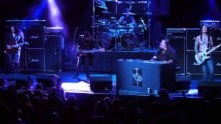 Jon Oliva's Pain - If I go away, Live in Atlanta 2014