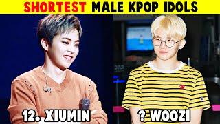 12 Shortest Male KPOP Idols (2020)