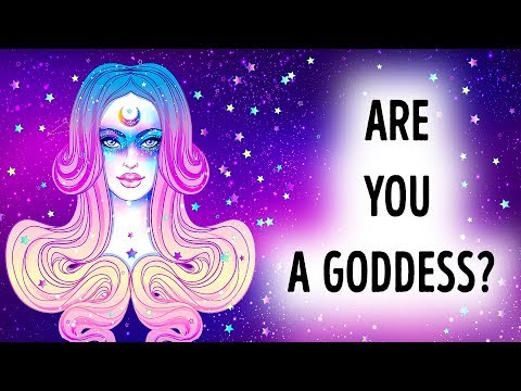 Which Goddess Are You?